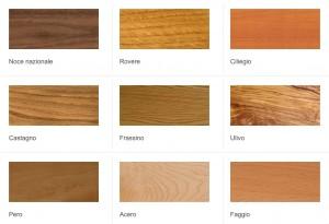 Scegliere il legno falegnameria cover a perugia - Tipi di legno per mobili ...